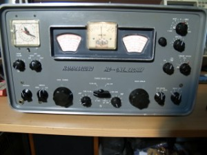 Hammarlund HQ-180 Receiver