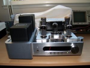 Grant A-534B Amplifier