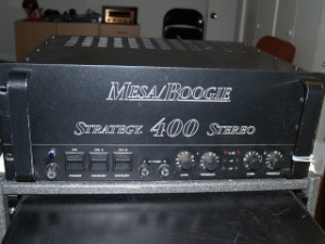 Mesa Boogie Stereo 400