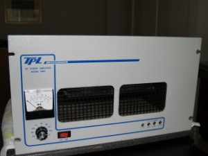 TPL HMS 500 Watt VHF Amplifier