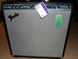 Mint 1975 Fender Super Reverb