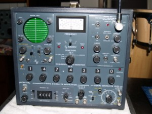 Cushman CE-4 Communications Monitor