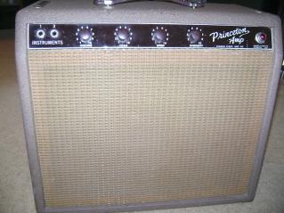 Mint 1962 Fender Princeton