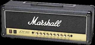 Marshall JCM-900 Dual Reverb