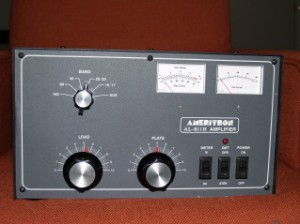 Ameritron AL-811H RF Amplifier