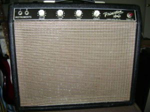 64 Fender Princeton near mint