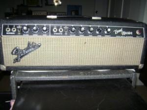 '64 Fender Bandmaster