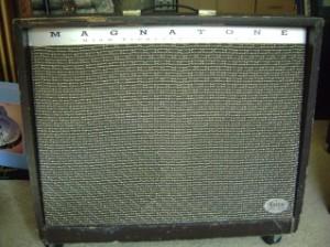 Magnatone Custom 480