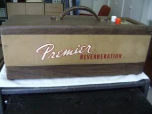 Premier 90 Reverb Unit