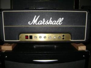 Ray Spitzer's Marshall JMP MKII Lead